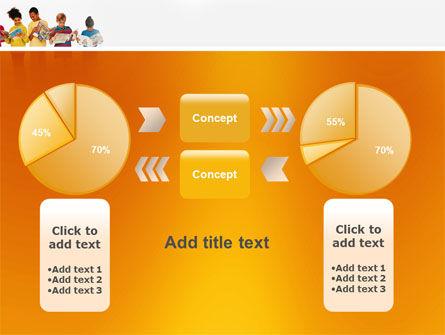 Children's Literature PowerPoint Template Slide 16