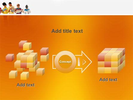 Children's Literature PowerPoint Template Slide 17