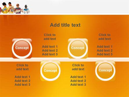 Children's Literature PowerPoint Template Slide 18
