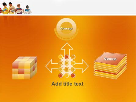 Children's Literature PowerPoint Template Slide 19