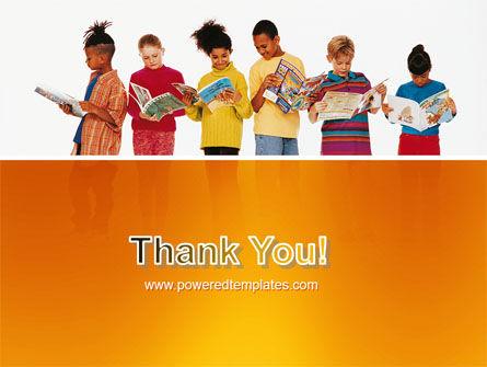 Children's Literature PowerPoint Template Slide 20