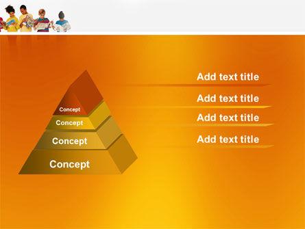 Children's Literature PowerPoint Template Slide 4