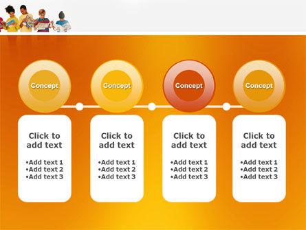Children's Literature PowerPoint Template Slide 5