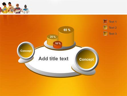 Children's Literature PowerPoint Template Slide 6