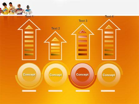 Children's Literature PowerPoint Template Slide 7