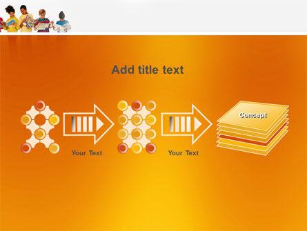 Children's Literature PowerPoint Template Slide 9