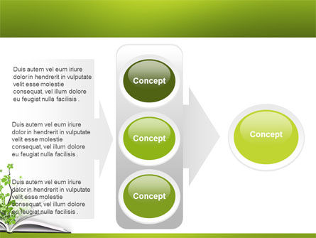 Knowledge PowerPoint Template Slide 11