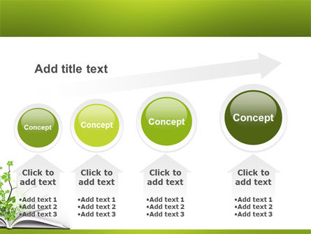 Knowledge PowerPoint Template Slide 13