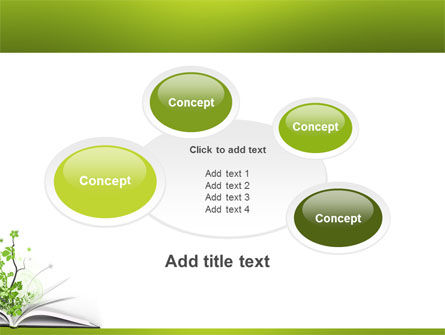 Knowledge PowerPoint Template Slide 16