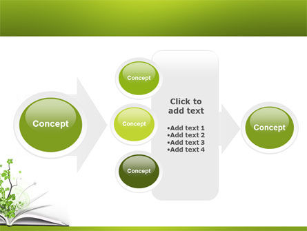 Knowledge PowerPoint Template Slide 17