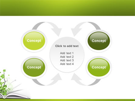 Knowledge PowerPoint Template Slide 6