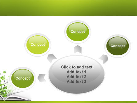 Knowledge PowerPoint Template Slide 7