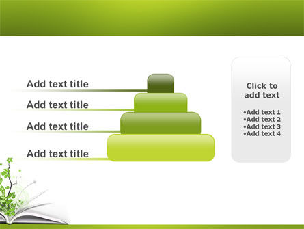 Knowledge PowerPoint Template Slide 8