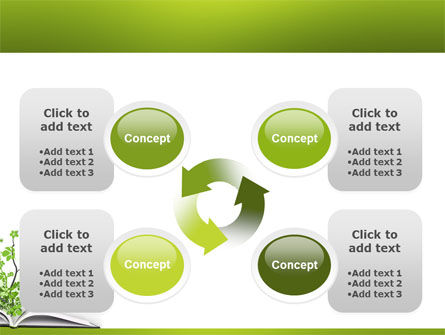 Knowledge PowerPoint Template Slide 9