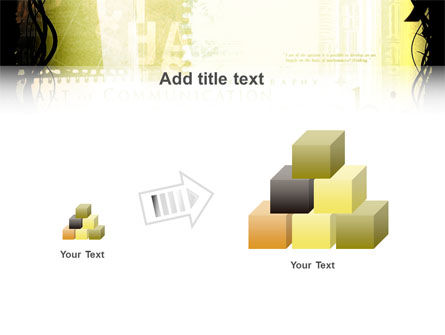 Typography PowerPoint Template Slide 13