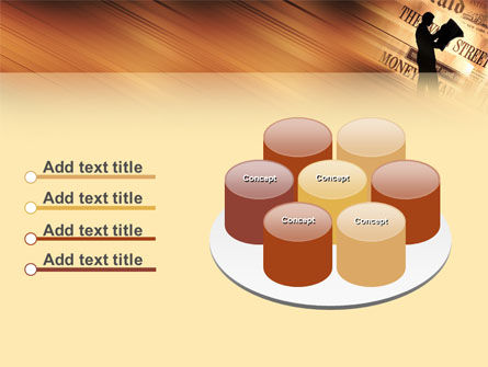 Press PowerPoint Template Slide 12