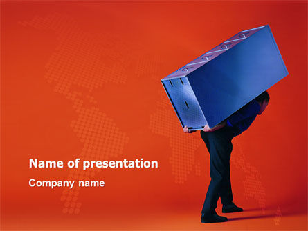 Bureaucracy PowerPoint Template