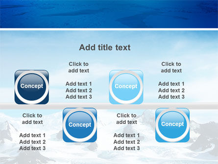 Alaska PowerPoint Template Slide 19