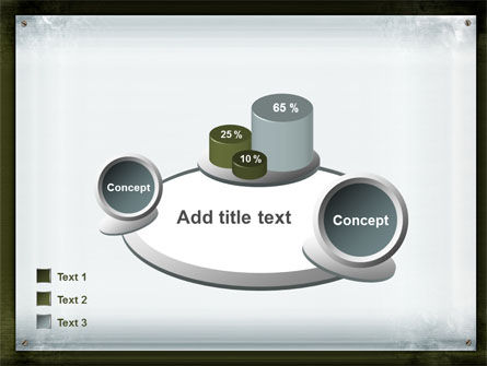Steel Board PowerPoint Template Slide 16