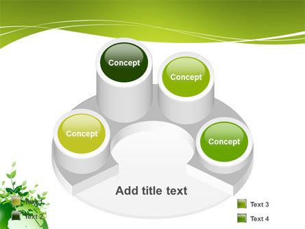 Green Environment PowerPoint Template Slide 12