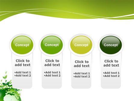 Green Environment PowerPoint Template Slide 5