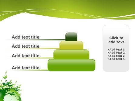 Green Environment PowerPoint Template Slide 8