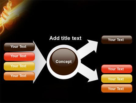 Wireless Communication PowerPoint Template Slide 14