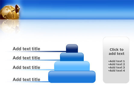 Global Keyhole PowerPoint Template Slide 8