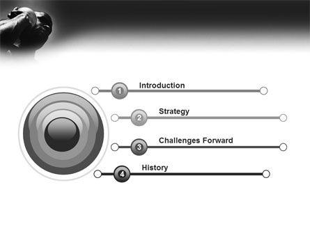 Pusher PowerPoint Template, Slide 3, 03107, Sports — PoweredTemplate.com