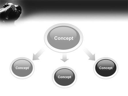 Pusher PowerPoint Template, Slide 4, 03107, Sports — PoweredTemplate.com