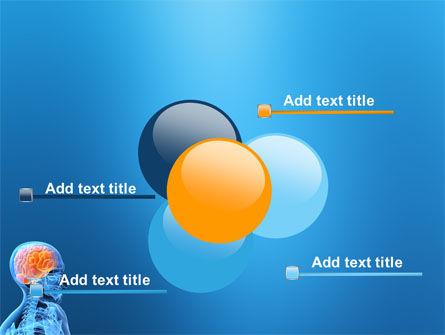 Brain In Skull PowerPoint Template Slide 10
