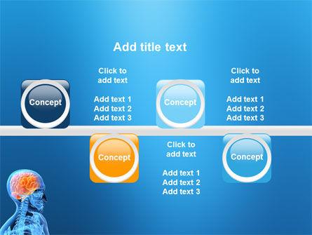 Brain In Skull PowerPoint Template Slide 19