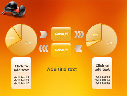 Boxing Gloves PowerPoint Template Slide 16