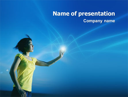 Business Concepts: Future Concept PowerPoint Template #03115
