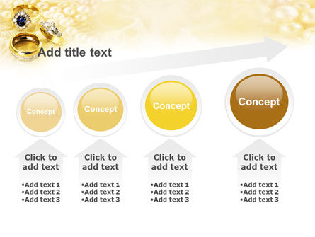Precious Rings PowerPoint Template Slide 13