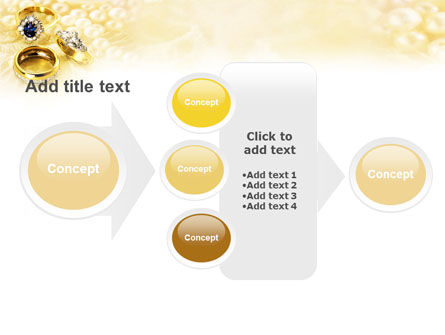 Precious Rings PowerPoint Template Slide 17