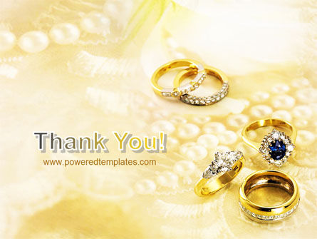 Precious Rings PowerPoint Template Slide 20