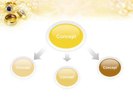 Precious Rings PowerPoint Template Slide 4