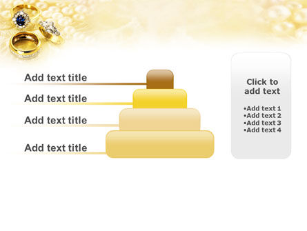 Precious Rings PowerPoint Template Slide 8