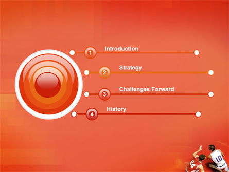 Sport Game Free PowerPoint Template Slide 3