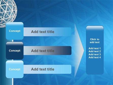 Framework Sphere PowerPoint Template Slide 12