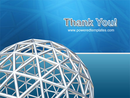 Framework Sphere PowerPoint Template Slide 20