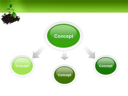 Life PowerPoint Template Slide 4