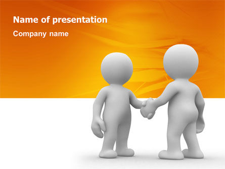 Business: Understanding PowerPoint Template #03131