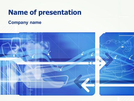 Transportation Comfort PowerPoint Template