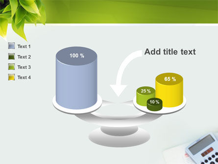 Business World Newspaper PowerPoint Template Slide 10
