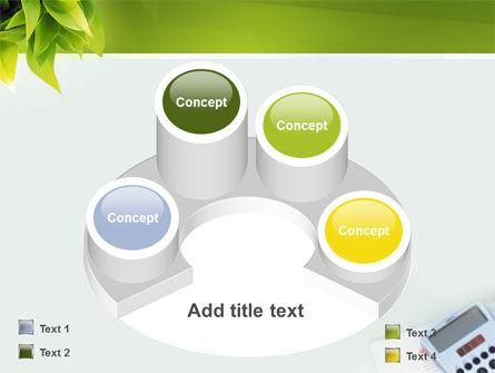 Business World Newspaper PowerPoint Template Slide 12