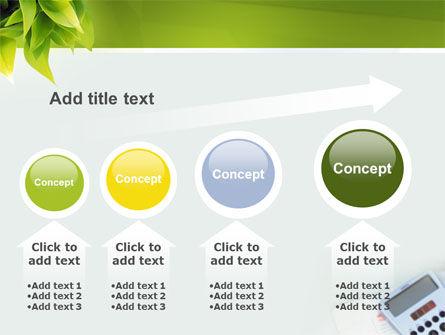 Business World Newspaper PowerPoint Template Slide 13