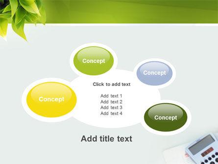 Business World Newspaper PowerPoint Template Slide 16