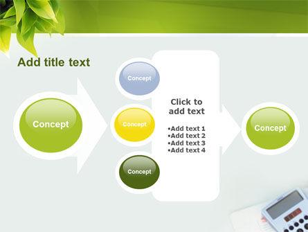 Business World Newspaper PowerPoint Template Slide 17